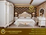 Kamar Set Mewah Klasik Eropa