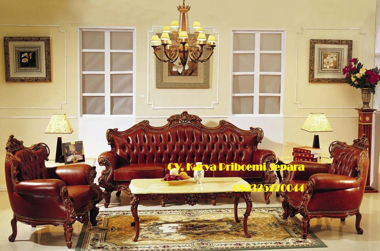 10 Koleksi Kursi Tamu Jati Terbaru Mebel Jati Jepara Furniture